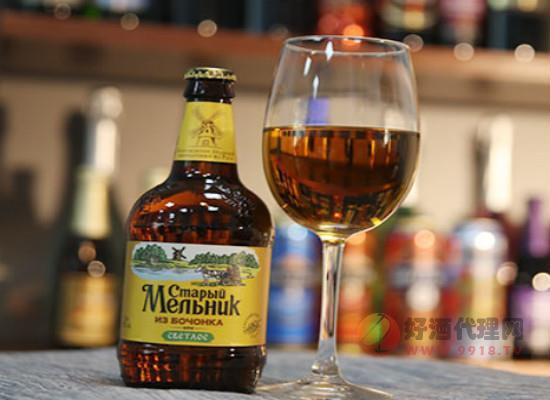 清爽型俄羅斯老米勒啤酒 進口組合裝價格怎么樣?