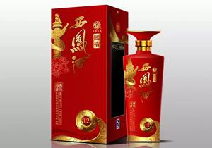 45度國賓西鳳酒(紅瓶)
