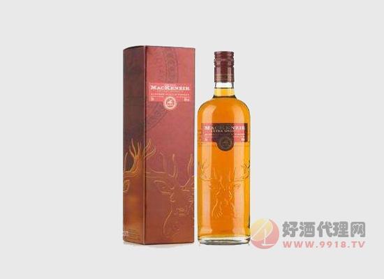 盡顯精華的麥肯思調配蘇格蘭威士忌價格貴嗎?