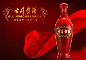 淡雅香型白酒-古井贡酒