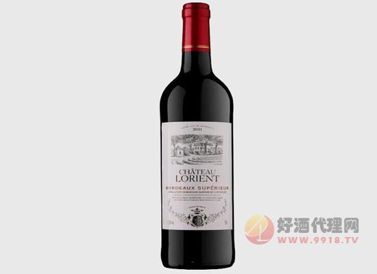 美味与强壮感交替,罗恩城堡超级波尔多干红葡萄酒价格