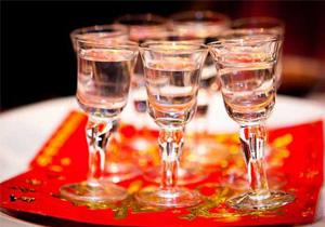 婚宴用酒祝酒词配图