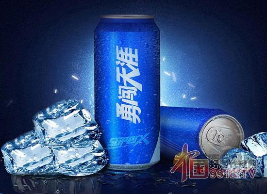 雪花啤酒勇闖天涯superX價格