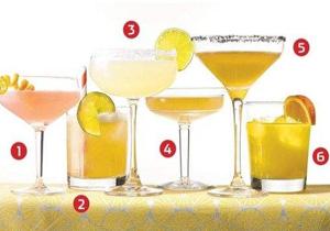 瑪格麗特雞尾酒配方圖片