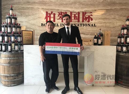 柏翠酒業會師響沙酒業,打造中國高端白酒