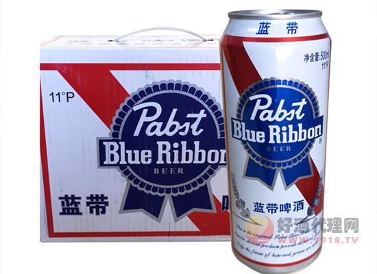 藍帶啤酒經典聽裝整箱價格 實惠裝堪稱撿便宜!