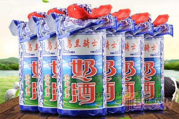 內蒙古馬奶酒
