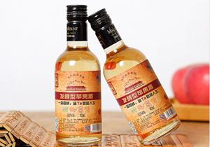 马栏山发酵型苹果酒