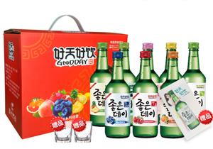 好天好饮韩国清酒
