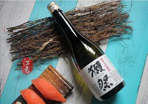 獭祭日本清酒