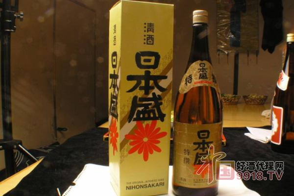 清酒品牌日本盛