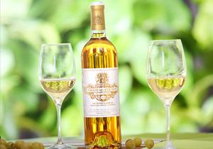 古岱庄园贵腐甜白葡萄酒