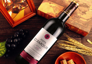 罗莎庄园红葡萄酒