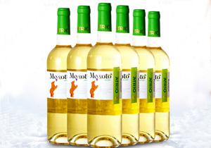 爱欧公爵·佳熊干白葡萄酒