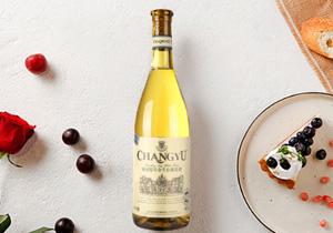 张裕雷司令干白葡萄酒