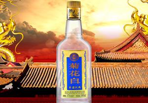 37度北京仁和菊花白酒500ml
