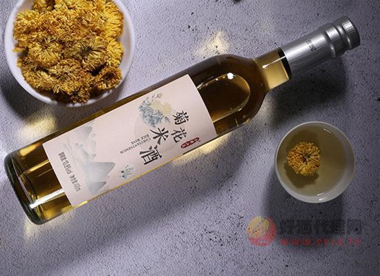 选苏州特产别错过它 同里红菊花米酒价格贵吗?