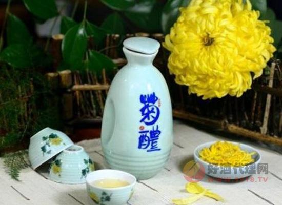 手残党也能搞定菊花酒的家常做法 三种攻略简单学!