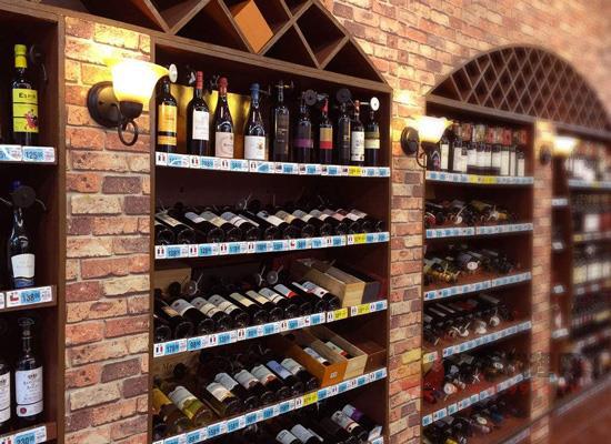 红酒销售好做吗?葡萄酒产品陈列有讲究