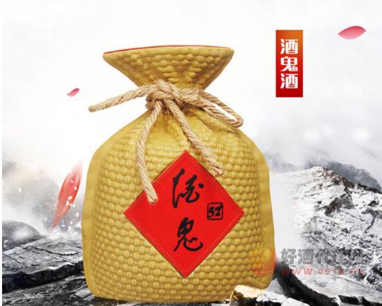 湘西民族工藝馥郁香酒鬼酒,酒鬼酒價格表和圖片