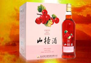 丰收山楂酒整箱装