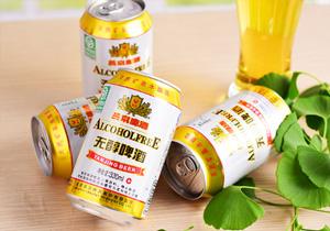 燕京啤酒低度无醇啤酒