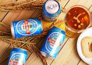 11度燕京啤酒蓝听啤酒