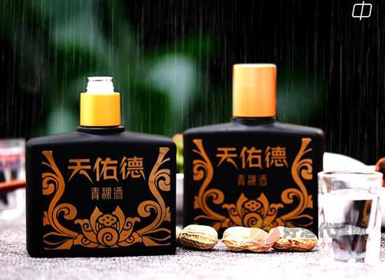 天佑德青稞酒小黑价格,小容量低度数送礼更健康