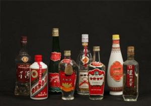 中国老酒收藏