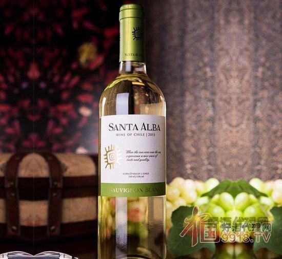 智利长相思干白葡萄酒