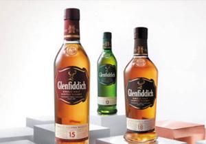 格兰菲迪12年威士忌