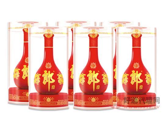 红花郎15年怎么样?酱香型白酒外观辨识度很高!
