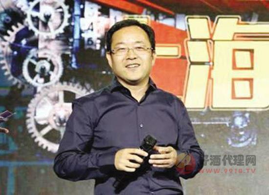 洋河市场总监朱昭鑫:洋河走向国际化,首先迎合最终改变