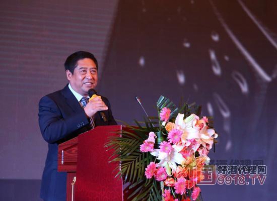河南豫商文化促进会名誉会长朱靖伟