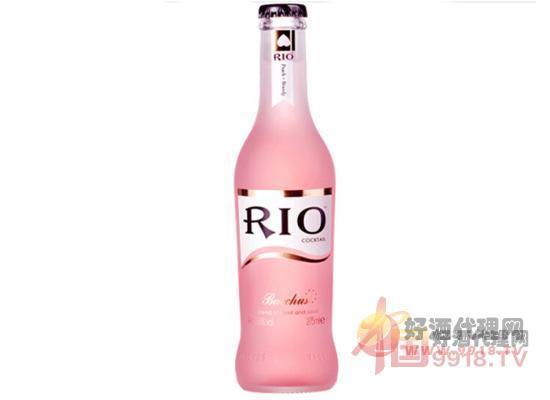 銳澳rio預調雞尾酒水蜜桃味