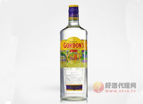 哥顿金酒怎么喝更好喝?四种鸡尾酒极简喝法开撩