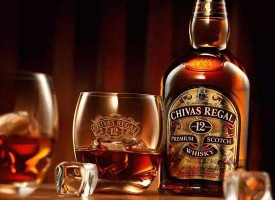 摩登生活怎能少了它,芝华士威士忌洋酒价格表