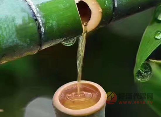 湖南土家鲜竹酒又醇又香 问题是湖南竹筒酒怎么开?