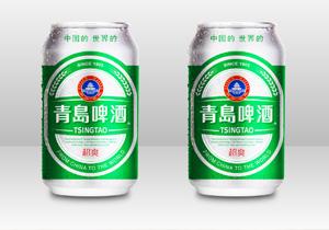 青岛啤酒超爽系列