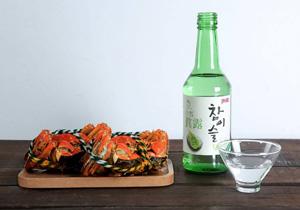 韩国真露烧酒