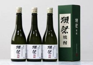 日本烧酒獭祭烧酒