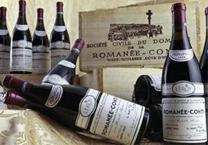 罗曼尼康帝红酒