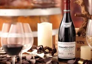 罗曼尼康帝红酒--纵享尊贵与品位