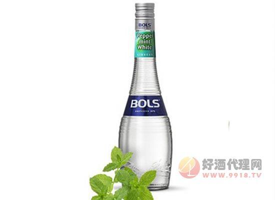 调鸡尾酒选BOLS做基酒 波尔斯/波士价格贵吗?