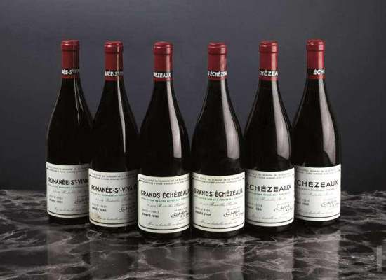 罗曼尼康帝多少钱一瓶?酒王1990年康帝价格贵的超乎想象