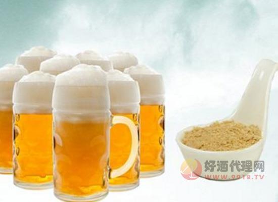 啤酒酵母女性美丽好帮手:美容瘦身还能防皮肤老化!