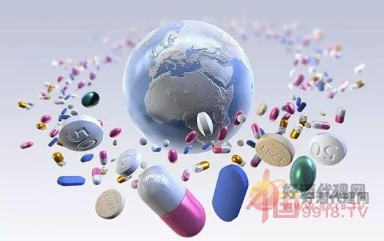 保健品市场