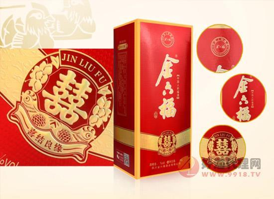 喜酒價格貴嗎?金六福喜酒多少錢一箱?
