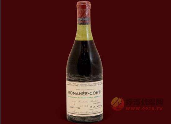 罗曼尼康帝红酒价格贵吗?罗曼尼康帝年份酒价格表