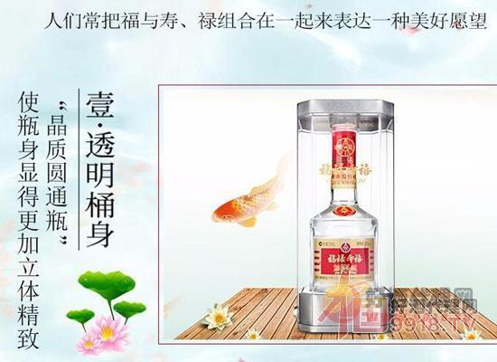 五粮液福禄寿喜酒
